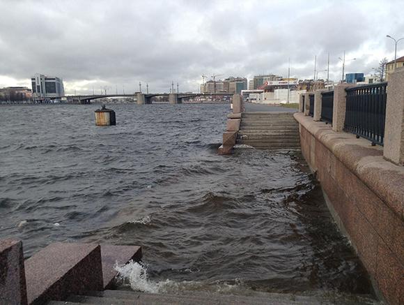 Наводнение в Петербурге
