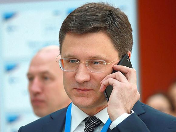 Новак: РФ никогда небудет газифицирована навсе сто процентов
