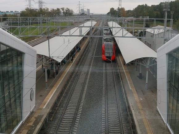 Из-за блэкаута на Дальнем Востоке задерживаются пассажирские поезда