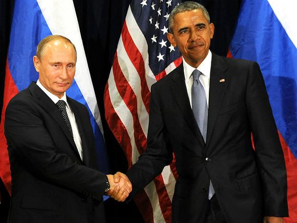 ВКремле объявили дату встречи В.Путина иОбамы