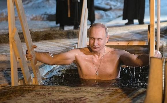 Вкрасноярскую епархию привезли брошюры смолитвами за«президента Владимира»