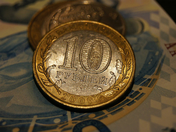 Евро и доллар просели на старте торгов во вторник