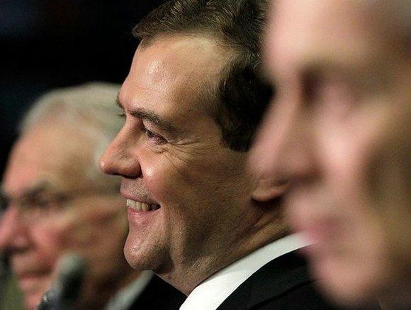 Медведев пожелал жителям Коми «крепкого здоровья, новых успехов ивсего самого доброго»