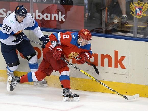 Вратарь сборной Финляндии похоккею Коскинен сыграет против россиян