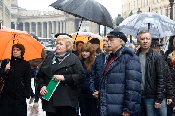 ВПетербурге депутат жаловалась насвоего преемника вадминистрации района