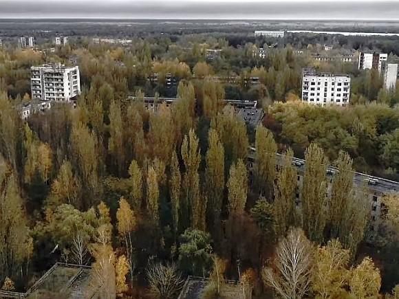 Английские  музыканты сняли вЧернобыле клип о«неудержимой силе жизни»