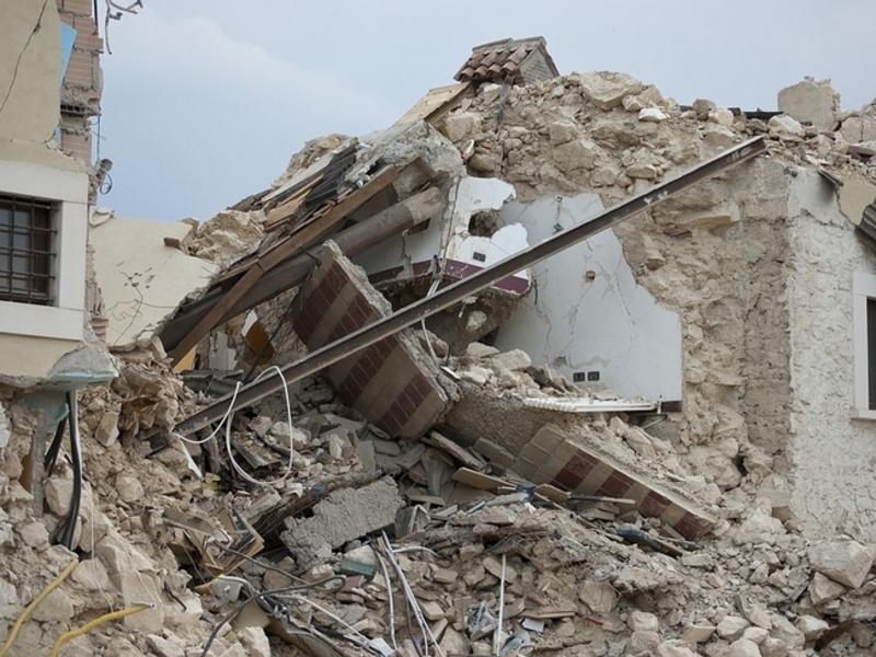 При землетрясении в Китае пострадали восемь человек