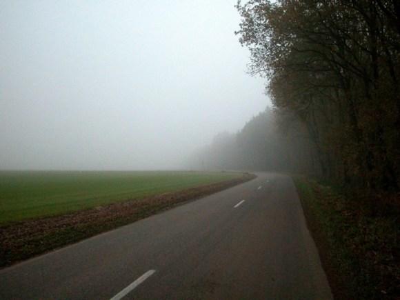 Вближайшие часы столицуРФ накроет туман