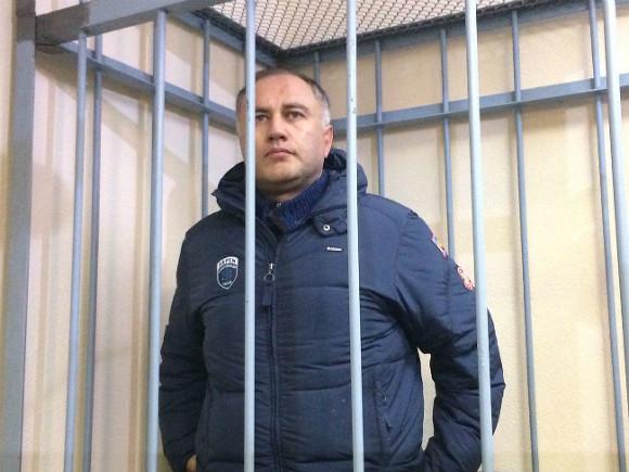Прошлый вице-губернатор Петербурга Оганесян пожаловался всуде наполученную вСИЗО язву