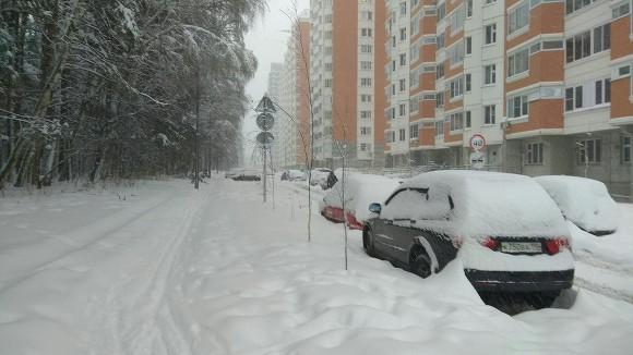График очистки снега с крыш