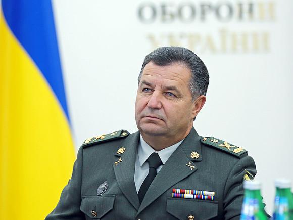 Яготов уйти вотставку— Министр обороны Украины