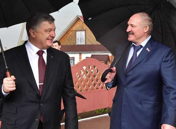 Лукашенко: Минск готов сделать все для восстановления мира вУкраинском государстве