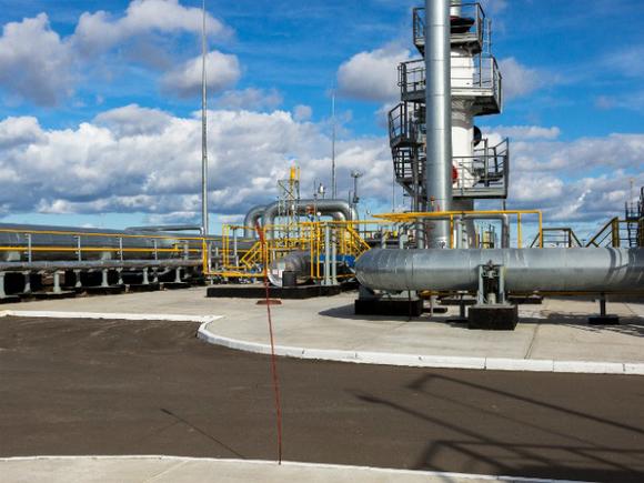 Украина приостановила импорт газа изПольши из-за разгерметизации газопровода воЛьвовской области