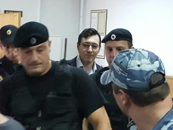 Националист Поткин пожаловался вЕСПЧ наполитическое преследование