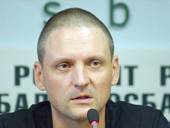 Суд 26 октября рассмотрит жалобу Удальцова на запрет участия в массовых акциях