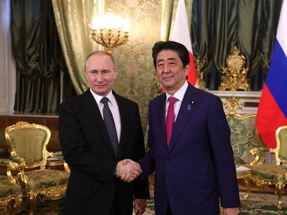 СМИ: Япония решила заключить мир с Россией по декларации 1956 года