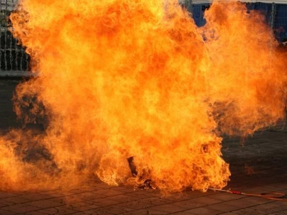 На военном полигоне в Ровенской области Украины произошел взрыв