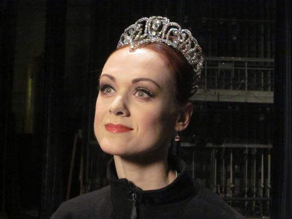 Балерина Мариинки Ульяна Лопаткина завершила танцевальную карьеру