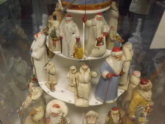 ВПетербурге появился музей, посвященный празднованию Нового года