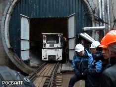 При строительстве метро в Москве рухнул грунт