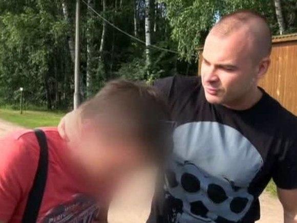 Суд в столицеРФ продлил арест националисту Марцинкевичу до4ноября