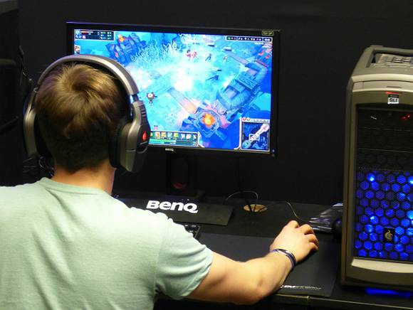 popularity of video games essay