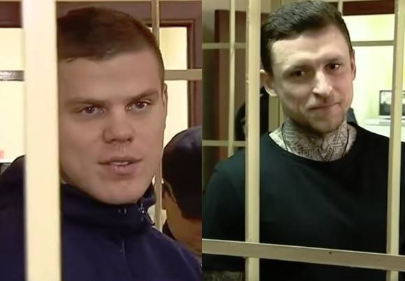 Размещено полное видео потасовки сучастием Кокорина иМамаева