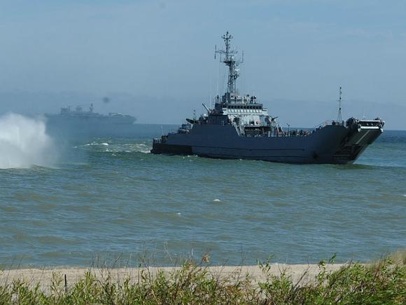 Всопровождении истребителей. Уберегов Турции стартовали морские учения НАТО