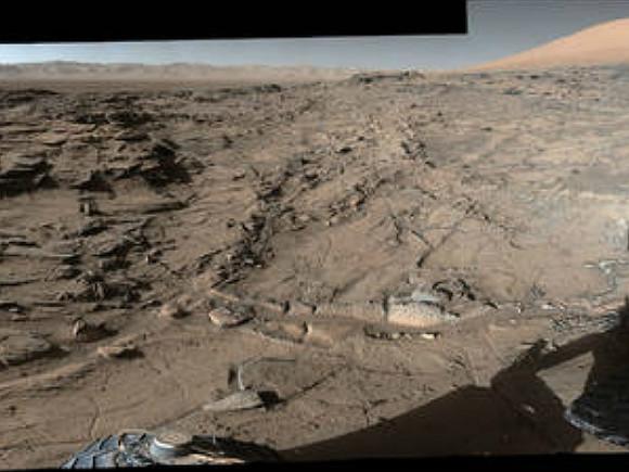 Посмотрите, как зонд InSight в прямом эфире садится на поверхность Марса