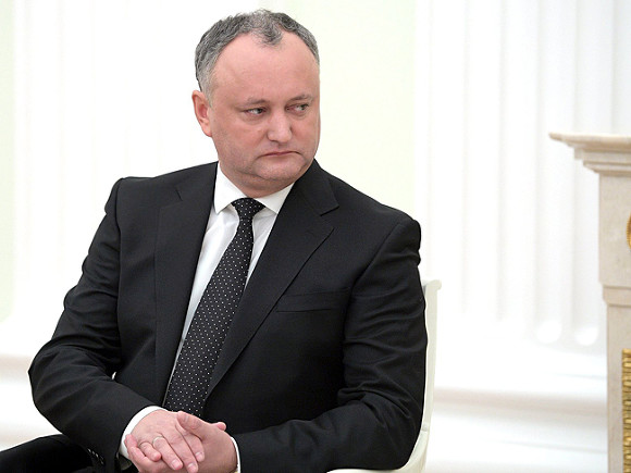 НАТО необходимо признать нейтралитет Молдавии— Игорь Додон