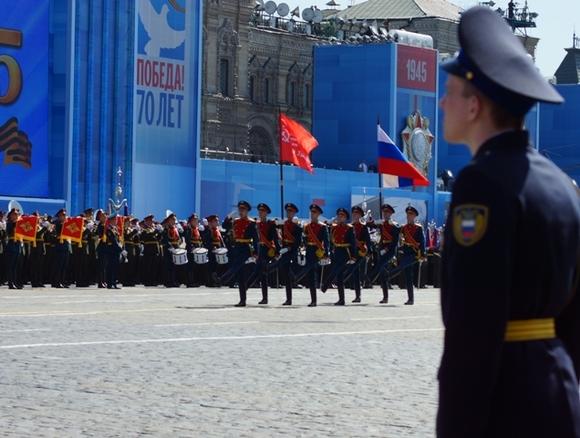 Движение транспорта в Москве будет перекрыто 14 марта из-за подготовки к параду Победы