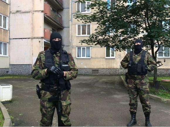 ВПетербурге завершена спецоперация позадержанию боевиков