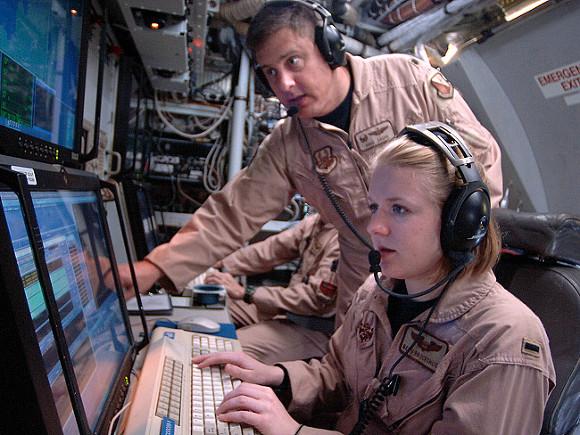 Американский самолет-разведчик подкрался к русской границе