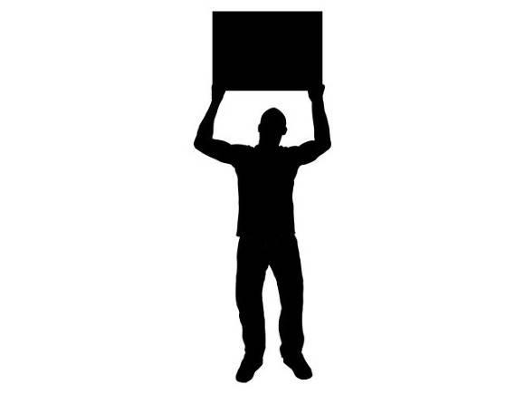 Уральскому рабочему после пикета на Красной площади грозит штраф и увольнение