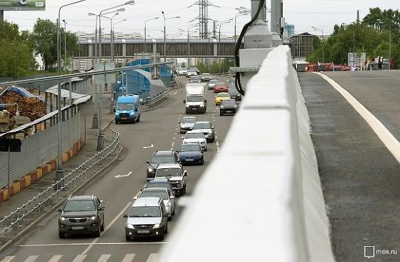 Участок Дмитровского шоссе расширят при строительстве ТПУ «Селигерская»