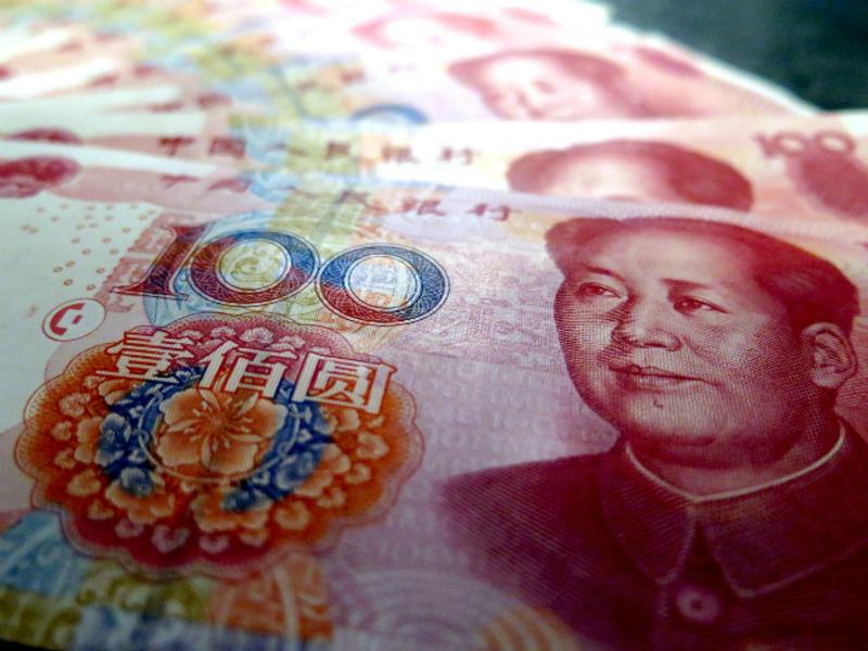 Минфин США подсчитал объемы оттока капитала из Китая