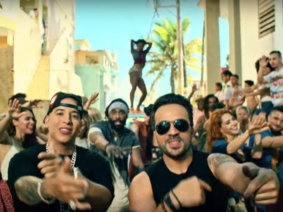Новый рекорд YouTube: клип наDespacito набрал 5 млрд. просмотров