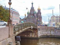 Из-за репетиций парада в центре Петербурга перекроют улицы