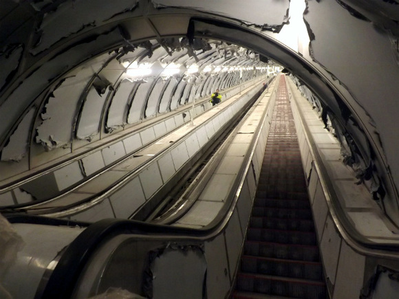 ВПетербурге станцию «Лесная» закрывают на11 месяцев