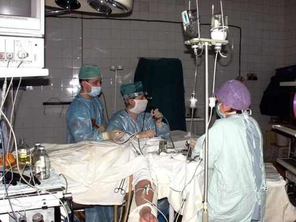 Хирургический корпус клиники имени Юдина починят