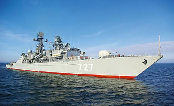Разведывательный корабль ВМФРФ увидели  убазы подлодок ВМС США— Fox News