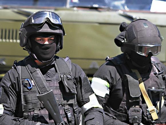Источник назвал организаторов взрыва напосту ГИБДД вДагестане