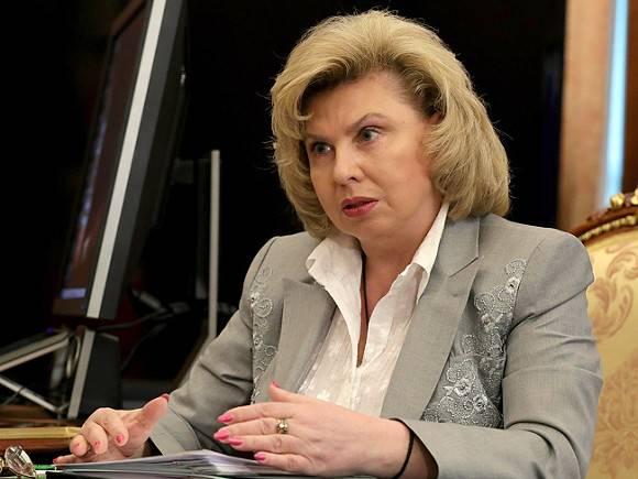 Омбудсмен Москалькова направила вСКР данные «Новой газеты» огеях вЧечне