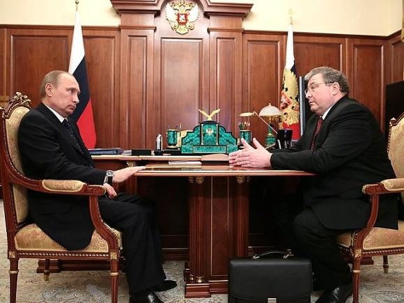 Владимир Волков назначен временным главой республики Мордовия