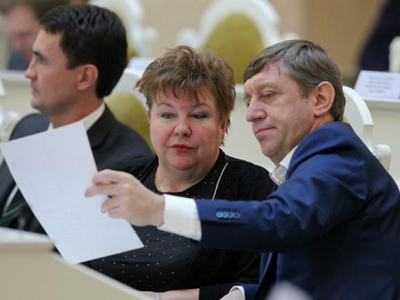 Фото Заксобрания Петербурга, assembly.spb.ru