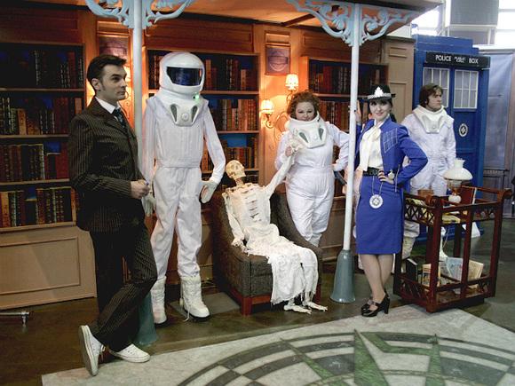 Известный «Эркюль Пуаро» появится вновом сезоне «Доктора Кто»