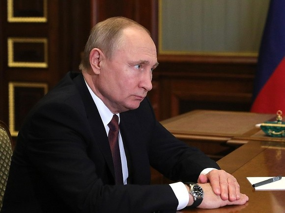 Путин назвал причиной пожаров в Забайкалье плохую информированность