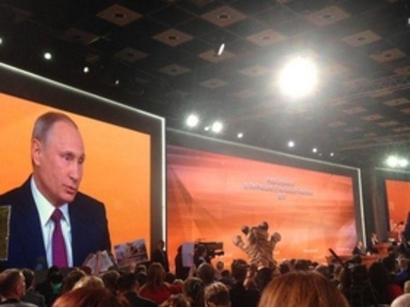«Блестящие показатели»: Путин констатировал рост русской экономики