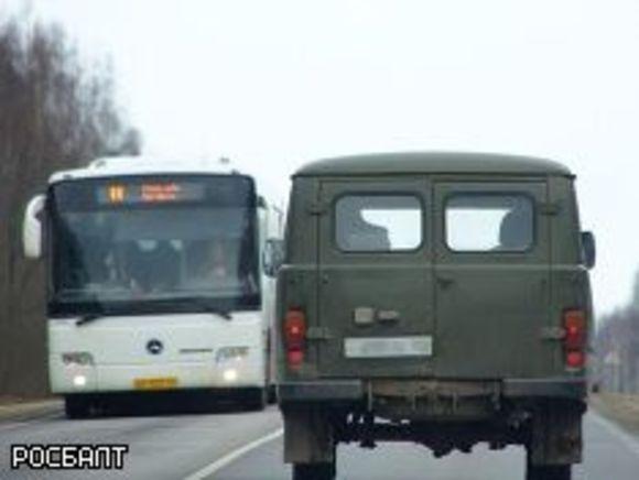 НаКиевском шоссе столкнулись 4 машины, есть пострадавшие