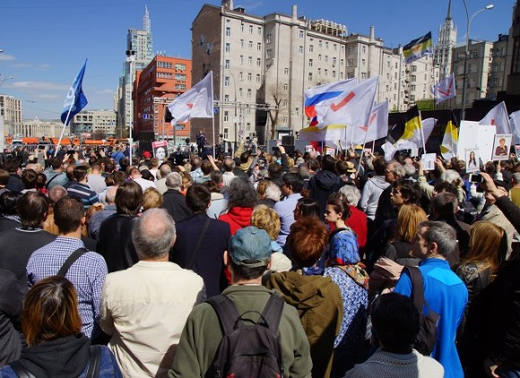 Игра и протест на Сахарова